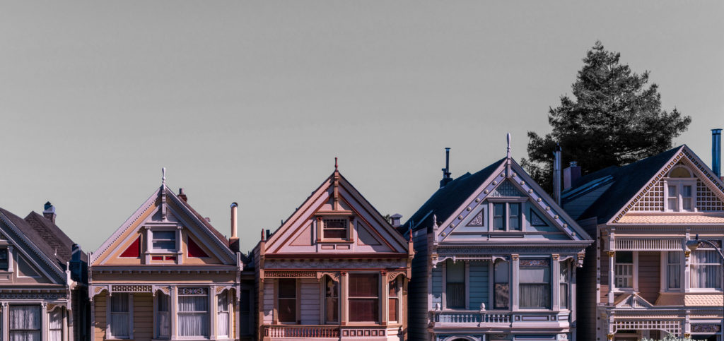 Painted Ladies, Keller Williams San Francisco